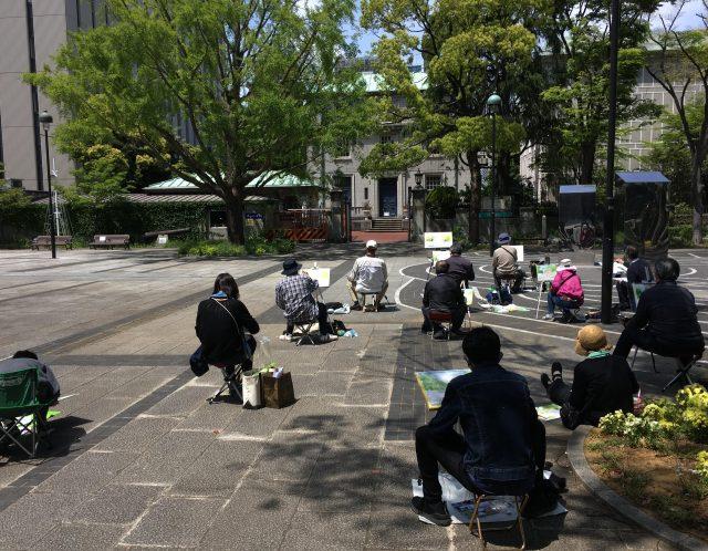 横浜写生会
